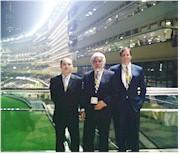 At The Hong Kong Jockey Club